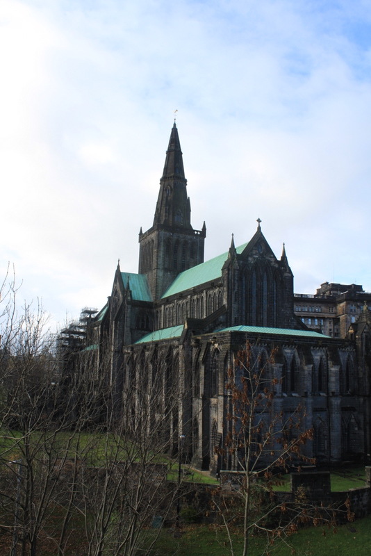 Scotland Part 4 - Glasgow Cathedral
