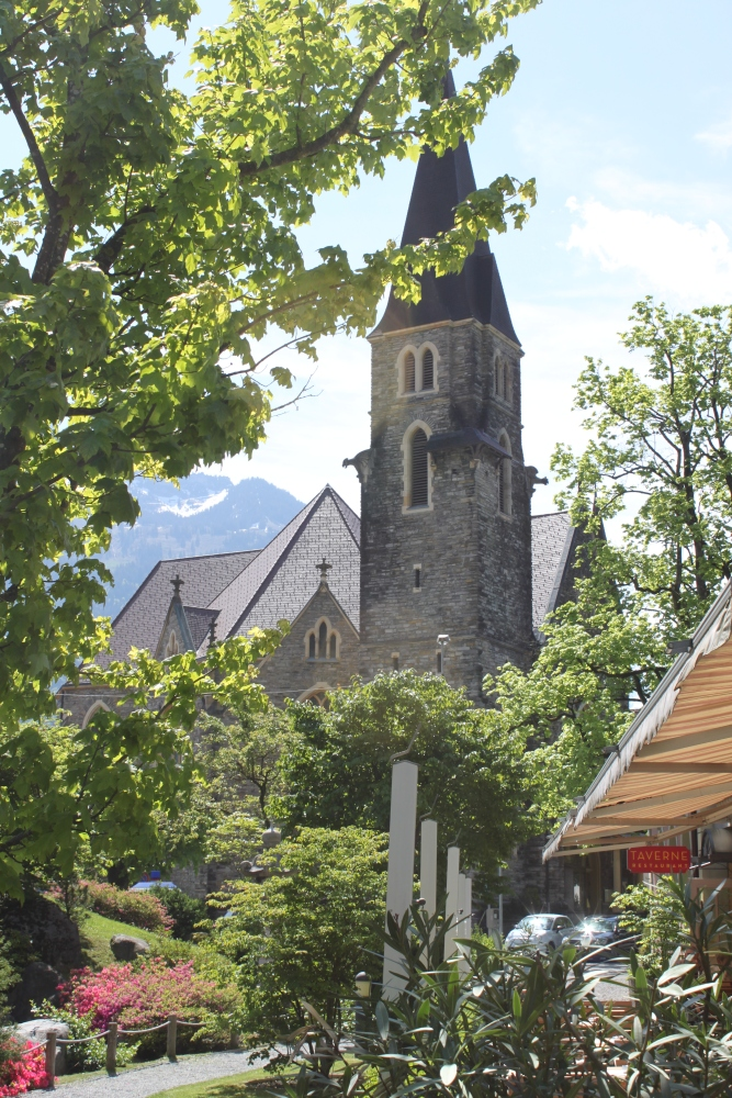Europe Part 4 - Interlaken Switzerland (4/6)