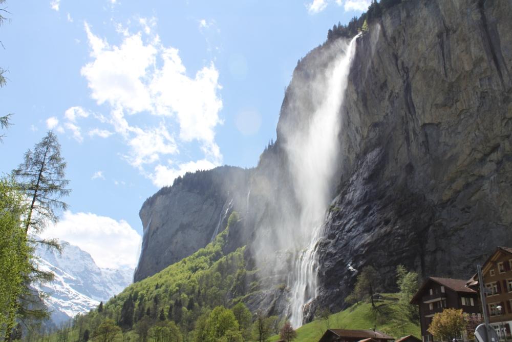 Europe Part 4 - Interlaken Switzerland (5/6)