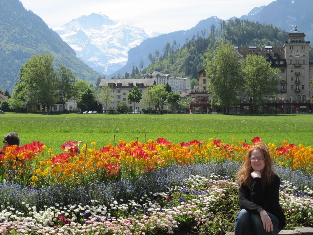 Europe Part 4 - Interlaken Switzerland (1/6)